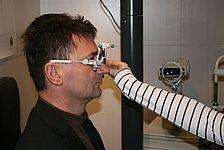 Fachgerechte Augenprüfung und Sehstärkenbestimmung